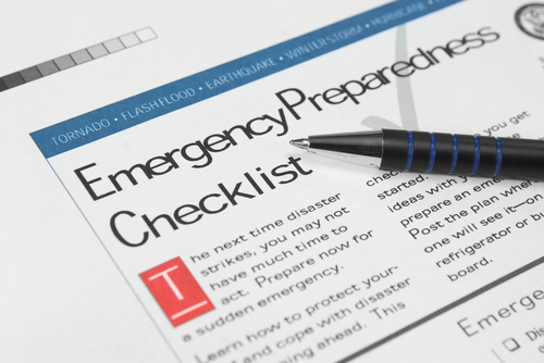 Hurricane Supply Checklist thumbnail